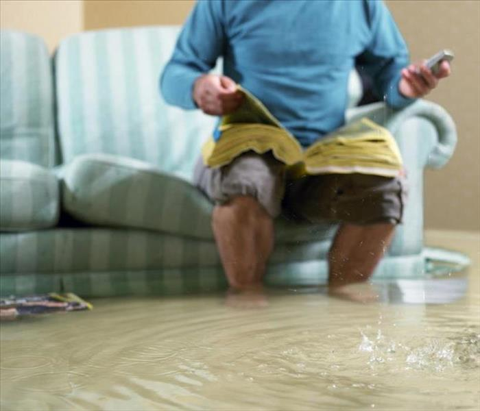 Water Damage Dothan Residents: We Specialize in Flooded Basement Cleanup and Restoration!